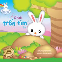 Phát Triển Trí Thông Minh Cùng Thỏ Hoppy Bunny - Chơi Trốn Tìm (Song Ngữ)