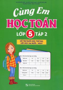 Cùng Em Học Toán Lớp 5 - Tập 2