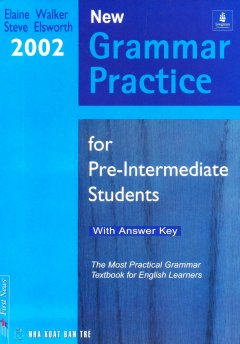 Grammar Practice For Pre-Intermediate Students (With Answer Key)