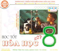 CD-ROM Học Tốt Hóa Học Lớp 8