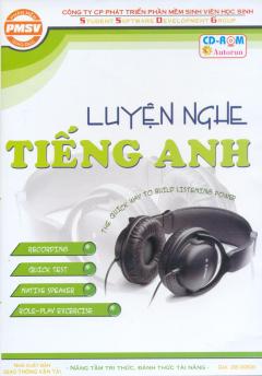 CD-ROM Luyện Nghe Tiếng Anh