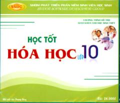 Đĩa CD - Học Tốt Hóa Học Lớp 10