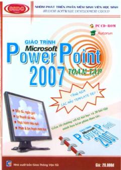 Đĩa CD - Giáo Trình Microsoft PowerPoint 2007 (Toàn Tập) - Tặng Kèm Các Mẫu Template Đẹp!