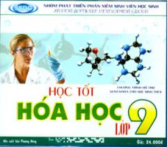 Đĩa CD - Học Tốt Hóa Học Lớp 9