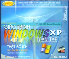 Đĩa CD - Giáo Trình Windows XP Toàn Tập