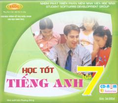 Đĩa CD - Học Tốt Tiếng Anh Lớp 7