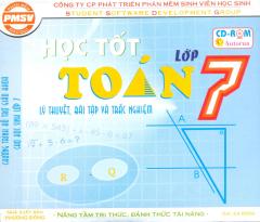 CD-ROM Học Tốt Toán Lớp 7