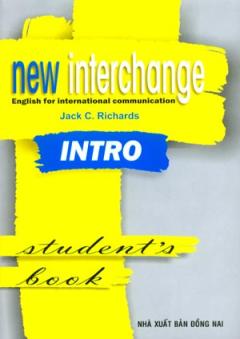 New Interchange Intro - Student's Book
