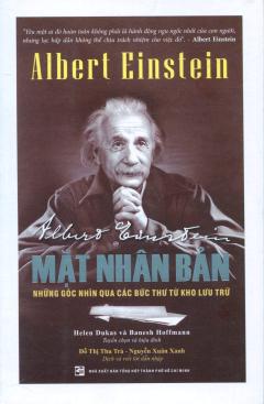 Albert Einstein - Mặt Nhân Bản