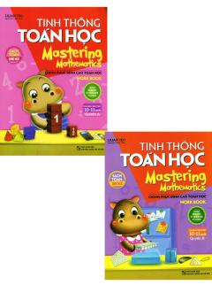 Combo Tinh Thông Toán Học - Mastering Mathematics (Dành Cho Trẻ 10-11 Tuổi) - Bộ 2 Cuốn