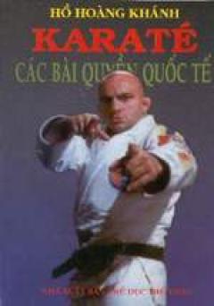 Karate - Các bài quyền quốc tế