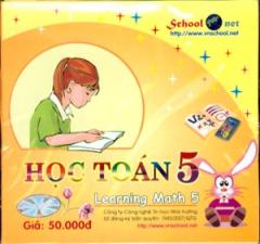 Đĩa CD - Học Toán 5 (Learning Math 5)