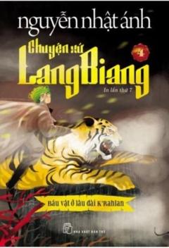Chuyện Xứ Lang Biang - Tập 4 (Tặng Kèm Sổ Thần Chú)