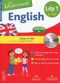 To Understand English - Lớp 1 (Kèm 1 CD)