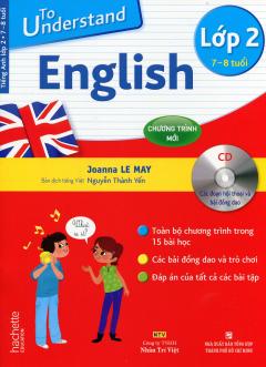 To Understand English - Lớp 2 (Kèm 1 CD)