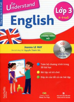 To Understand English - Lớp 3 (Kèm 1 CD)