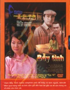 Bẫy Tình (Phim Tình Cảm Việt Nam - DVD)