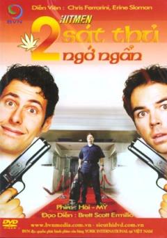 2 Sát Thủ Ngớ Ngẩn - Phim Mỹ (DVD)