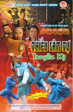 Thiếu Lâm Tự Truyền Kỳ - Phim Võ Hiệp Dã Sử Trung Quốc (Trọn Bộ 42 Tập/ 14 Đĩa DVD)