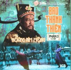 Bao Thanh Thiên - Phần 3: Hoàng Kim Mộng - Phim Trung Quốc (Trọn Bộ 13 Tập - VCD)