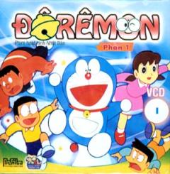 Đôrêmon - Phim Hoạt Hình Nhật Bản Phần 1 (Tập 1 - VCD)