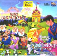 Nàng Bạch Tuyết - Người Đẹp  Ngủ Trong Rừng (VCD - Phim Hoạt Hình)