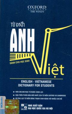 Từ Điển Anh - Việt Dành Cho Học Sinh