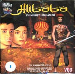 Alibaba - Tập 1 (VCD - Phim Hoạt Hình Ấn Độ)