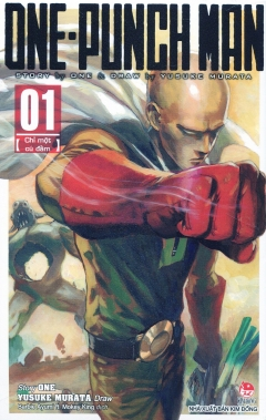 One-Punch Man - Tập 1