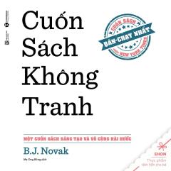 Ehon - Thực Phẩm Tâm Hồn Cho Bé - Cuốn Sách Không Tranh