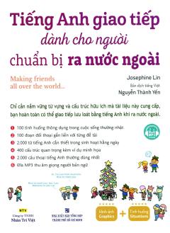 Tiếng Anh Giao Tiếp Dành Cho Người Chuẩn Bị Ra Nước Ngoài (Kèm 1 CD)