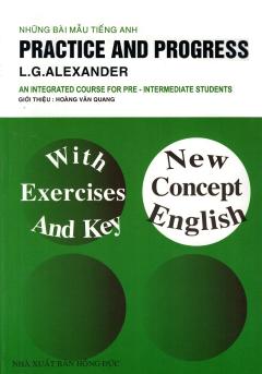 Những Bài Mẫu Tiếng Anh: Practice And Progress