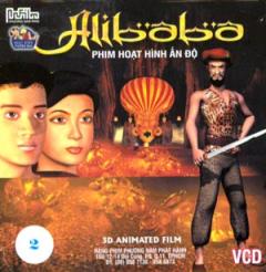 Alibaba - Tập 2 (VCD - Phim Hoạt Hình Ấn Độ)