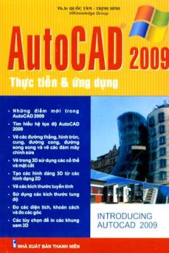 AutoCAD 2009 Thực Tiễn Và Ứng Dụng