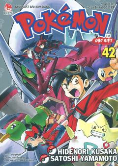 Pokemon Đặc Biệt - Tập 42