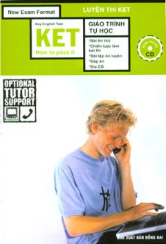 Luyện Thi Ket - Key English Test Ket How To Pass It (Dùng Kèm 1 Đĩa CD)