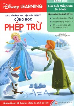 Các Kĩ Năng Học Tập Của Disney - Cùng Học Phép Trừ