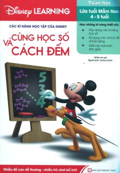 Các Kĩ Năng Học Tập Của Disney - Cùng Học Số Và Cách Đếm