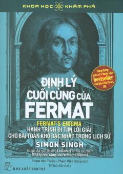 Định Lý Cuối Cùng Của Fermat (Tái Bản 2017)
