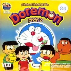 Đôrêmon - Phim Hoạt Hình Nhật Bản - Phần 2 (Tập 36 - VCD)