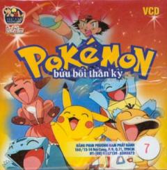 Pokémon Bửu Bối Thần Kỳ - Phim Hoạt Hình Nhật Bản - Phần 1 (Tập 7 - VCD)