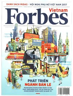 Forbes Việt Nam - Số 48 (Tháng 5/2017)