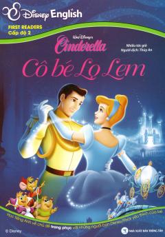 First Readers Cấp Độ 2 - Cô Bé Lọ Lem