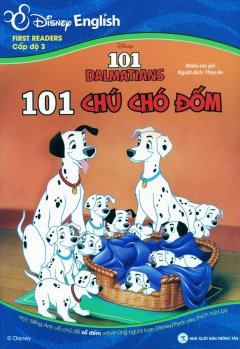 First Readers Cấp Độ 3 - 101 Chú Chó Đốm