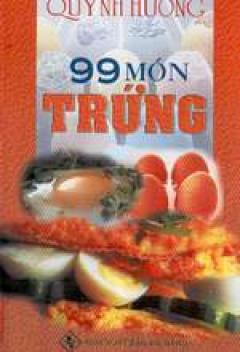 99 món trứng