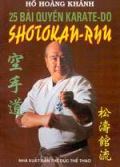 25 Bài quyền Karate (Shotokan-ryu)