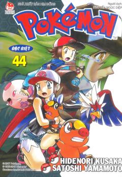 Pokemon Đặc Biệt - Tập 44