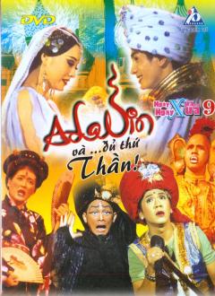 Ngày Xửa Ngày Xưa 9 - Aladin Và Đủ Thứ Thần (DVD)