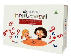 Hộp Học Cụ Montessori: Bảng Chữ Cái Rời Anh-Việt - Số Và Số Lượng