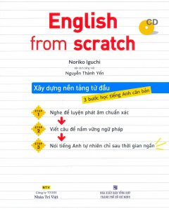 English From Scratch (Kèm 1 CD)